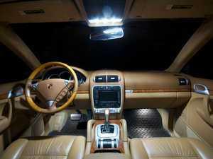 2004 Porsche Cayenne S V8 4 5l Interior Lighting Parts Accessories