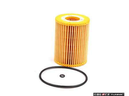 ES#1819342 - 6421800009 - Oil Filter Kit - Priced Each - Includes all needed o-rings for installation - Genuine Mercedes Benz - Mercedes Benz