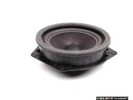 ES#182024 - 65139143271 - Loudspeaker For Stock Systems - Front - Priced Each - Replace your blown speaker with a new one. - Genuine MINI - MINI