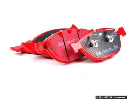 ES#520357 - DP31482C - Front RedStuff Performance Brake Pad Set - A high performance street pad, featuring Kevlar technology - EBC - BMW