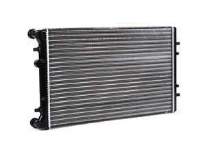 ES#1302993 - 1J0121253AD - Radiator - OE-style replacement 2-row radiator. - Nissens - Audi Volkswagen