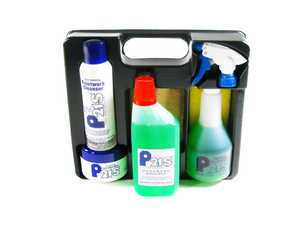 ES#523269 - P21S-KIT - Car Care Kit - (NO LONGER AVAILABLE) - A convenient kit including all the best P21s has to offer - P21S -