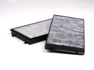 ES#2228558 - 64119272643 - Charcoal Cabin Filter - Pair - Keep the air coming into your vehicle clean - Genuine BMW - BMW