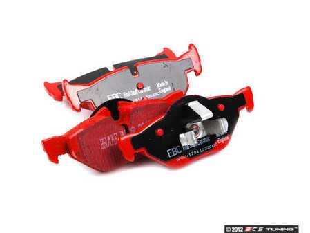 ES#2153429 - DP32069C - Rear RedStuff Performance Brake Pad Set - A high performance street pad, featuring Kevlar technology - EBC - BMW