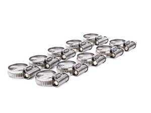 ES#2568732 - 07129952107KT - Hose Clamp - Pack Of 10 - Length: 15mm-19mm - Genuine BMW - BMW