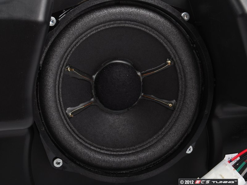 Genuine Bmw 65136902837 Subwoofer 65 13 6 902 837