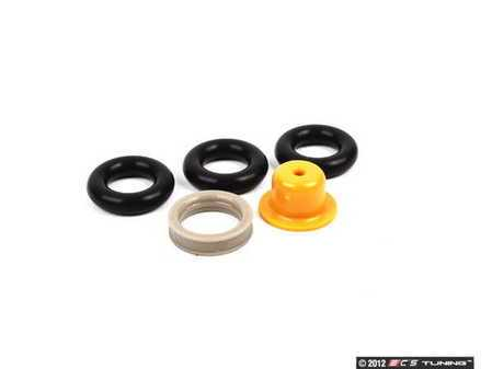 ES#1967724 - 94411090100 - Fuel Injector Seal Kit - Priced Each - Seals for one injector - Bosch - Porsche