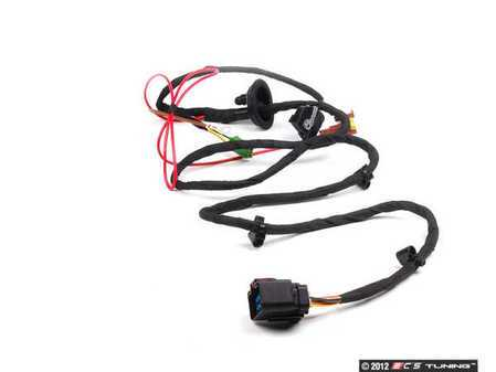ES#1697607 - 1644406434 - Trailer Hitch Wiring Harness - Used to connect the trailer electrical system to the electrical system on your vehicle - Genuine Mercedes Benz - Mercedes Benz