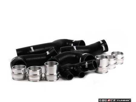 ES#2550553 - FMKT996BLACK - Black Silicone Boost Hose Kit - Don't let rubber hoses hold you back from performance you deserve - Forge - Porsche