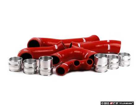 ES#2535577 - FMKT996RED - Red Silicone Boost Hose Kit - Don't let rubber hoses hold you back from performance you deserve - Forge - Porsche