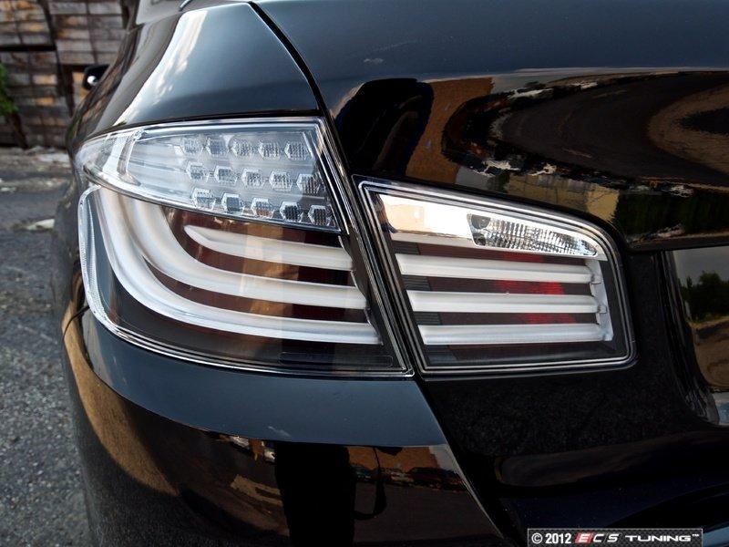Ecs News Bmw 5 Series F10 White Line Tail Light Kit