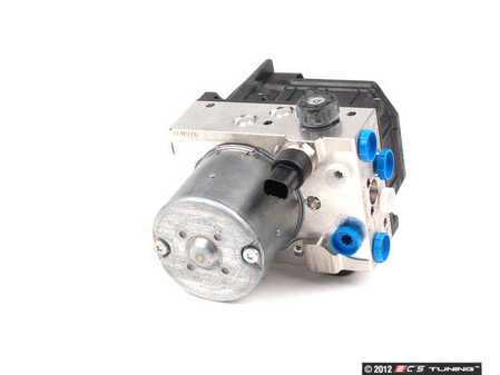 ES#437422 - 8E0614517M - ABS Pump Assembly - Complete assembly with control unit, a common fix for communication issues - Genuine Volkswagen Audi - Audi