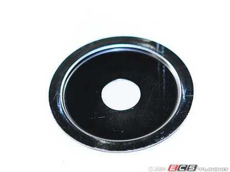 ES#21663 - 11281730532 - Protection Ring - Seals the back side of the hydraulic alternator belt tensioner roller from debris - Genuine BMW - BMW