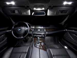 ES#2576040 - f10ledinterkt - Master LED Interior Lighting Kit - Get a new look in your vehicle with these new LED lights - ZiZa - BMW
