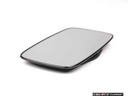 ES#1440687 - 94473103502 - OEM Mirror Glass - Electrically Adjustable - Priced Each - Planed glass for rear vision without distortion - Left side - Genuine Porsche - Porsche