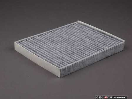 ES#2538613 - 95557221910 - Cabin Filter - Activated charcoal filter for clean air inside your vehicle - Bosch - Porsche