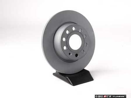 ES#2569503 - 1K0615601AA - Brake Rotor (272x10) - Priced Each - Rear brake rotor, coated - Zimmermann -