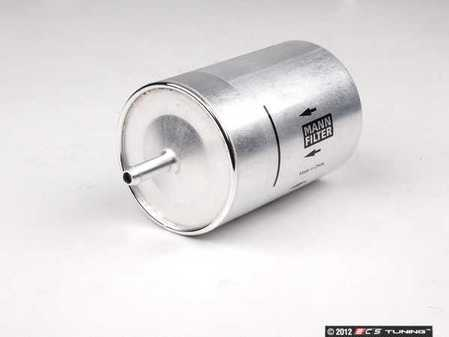 ES#2568340 - 13321270038 - Fuel Filter - Keep your fuel system clean and debris free - Mann - BMW