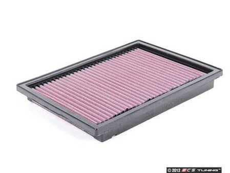 ES#11019 - 33-2070 - Performance Air Filter - Featuring a million mile warranty! - K&N - BMW