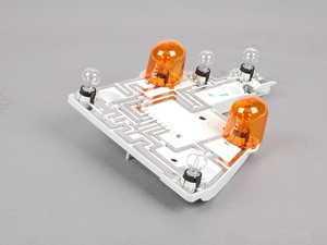 ES#1767180 - 2118200177 - Tail Lamp Bulb Holder - Fits left side only - Genuine Mercedes Benz - Mercedes Benz