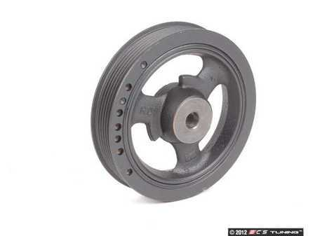 ES#4070274 - 11237829906 - Crank Pulley With Dampener - Main crank pulley that is rotationally balanced - Corteco - MINI