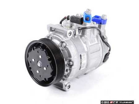 ES#2575727 - 471-1514 - A/C Compressor - Includes the electromagnetic clutch assembly - Denso - Audi