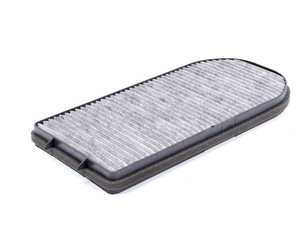 ES#252310 - 64319070072 - Cabin Filter / Fresh Air Filter (Charcoal Lined) - Filter the air coming into your vehicle. - NPN - BMW