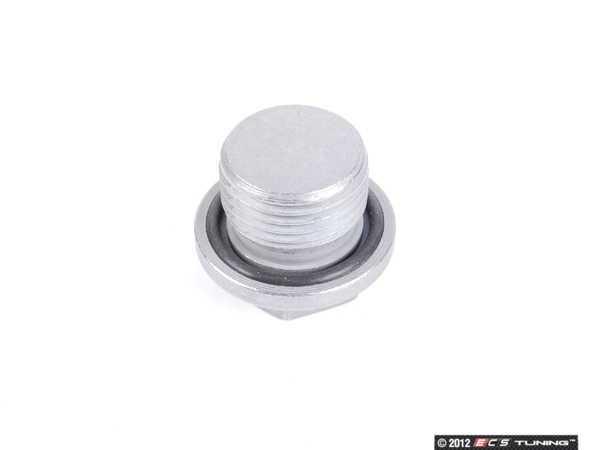 ES#44673 - 24117507787 - Transmission Fill Plug - Includes gasket ring - Genuine BMW - BMW