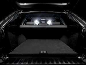 ES#2580311 - e53ledtrnkt - LED Trunk Lighting Kit - Illuminate the lighting in your trunk or hatch with new LED bulbs from Ziza - ZiZa - BMW