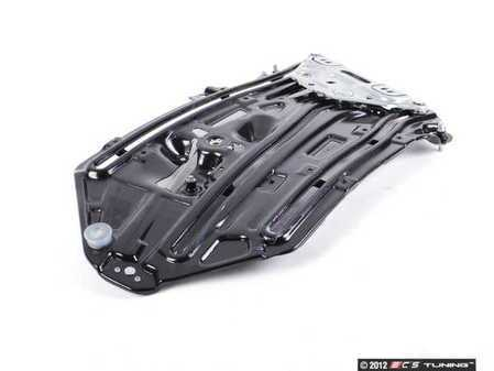 ES#96255 - 51378229593 - Rear Window Regulator - Left - Does not include window motor - Genuine BMW - BMW