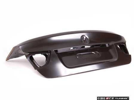 ES#2580719 - 41627254425 - Trunk Lid - Primed and ready for paint - Genuine BMW - BMW