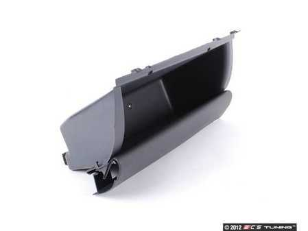 ES#1895200 - 51161186416 - Passenger Side Euro MINI Storage Partition / Parcel Shelf - Right - Get the Euro look and extra space for your items - Genuine European Mini - MINI