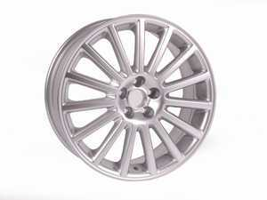 "ES#259409 - 1J0601025BA88Z - 18"" Aristo Wheel - Priced Each - Stock wheel from the 20th anniversary GTI and MKIV R32 - Genuine Volkswagen Audi - Volkswagen"