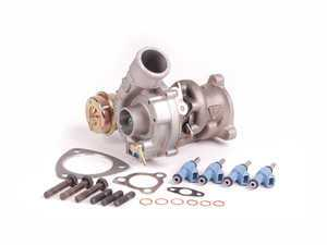 ES#6034 - T2100003 - APR KO4 Kit (For New APR Customers) - 1 Program - Includes: Turbo Chip and Software 242hp/268lb-ft on 91 octane gas, 245hp/275lb-ft on 93 octane gas - APR -