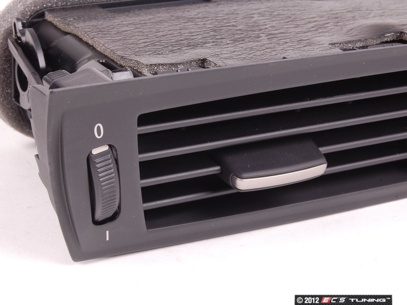 Genuine Bmw 64226949158 Center Dash Vents Black 64