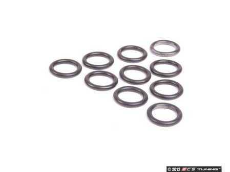 ES#2574792 - 25111221243kt - O-Ring - Pack Of 10 - 10x2.2 - Genuine BMW - BMW