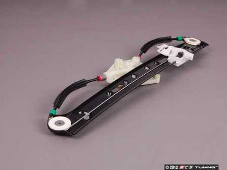 ES#95270 - 51353448252 - Window Regulator - Rear Right - Replacement power window regulator - Genuine BMW - BMW