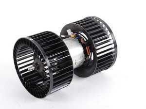 ES#2130108 - 64118390208 - Blower Motor - Includes both fan cages - ACM - BMW