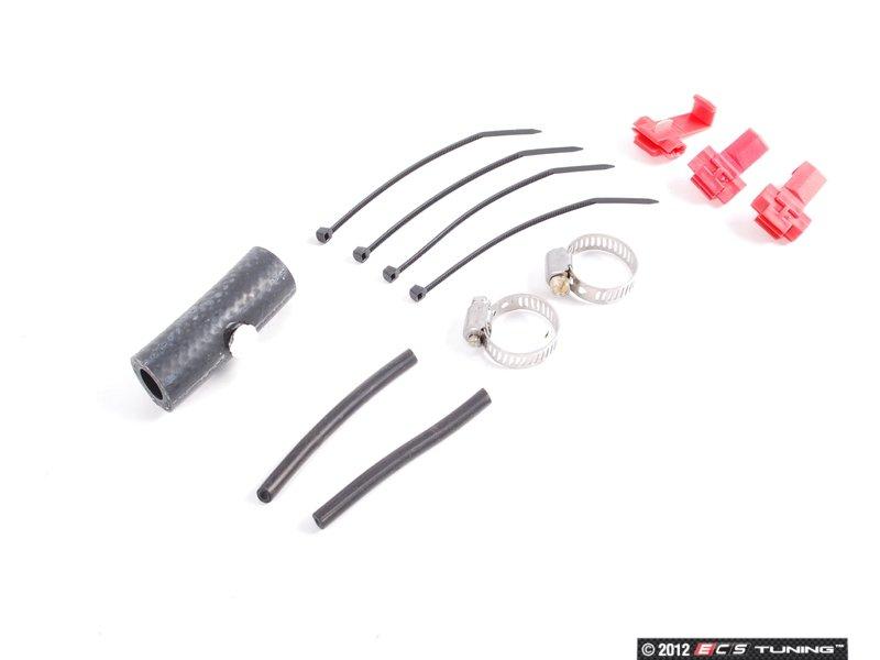 new south performance - golfrboostkt4 - offset steering column gauge kit