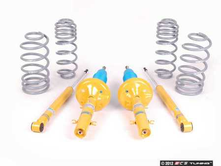 ES#686 - 54724-55HDC - H&R OE Sport Spring & Bilstein Heavy Duty Shocks Combo - Perfect combination of handing & ride quality. - Assembled By ECS - Volkswagen