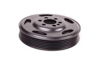 ES#281121 - 06F105243J - Harmonic Balancer - Reduces torsional vibrations on your crankshaft - Genuine Volkswagen Audi - Audi Volkswagen