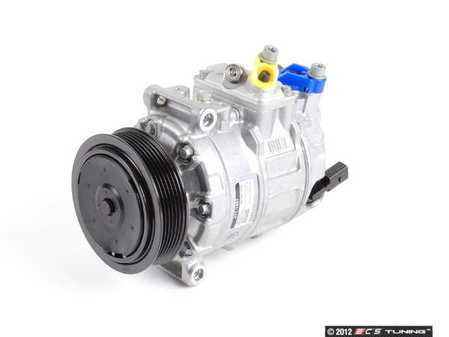 ES#2575069 - 1K0820859S - Air Conditioning Compressor - Keep your car cool with a new compressor - Denso - Volkswagen