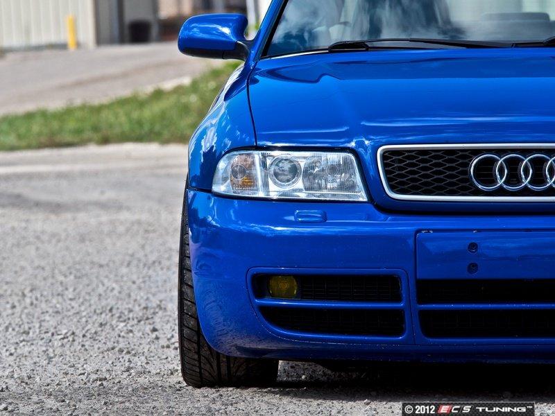 ECS News - Audi B5 A4/S4 Euro Xenon Headlights