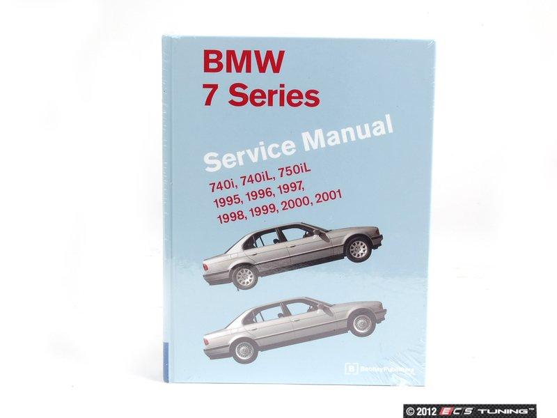 bentley b701 bmw e38 7 series 1995 2001 service manual. Black Bedroom Furniture Sets. Home Design Ideas