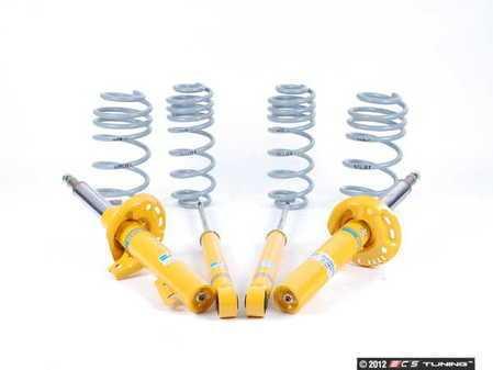 """ES#205183 - 54752-55bsc - H&R OE Sport Spring & Bilstein Heavy Duty Shocks Combo - Average lowering 2006-2007(0.75"""" F&R) 2008+(0.2"""" F&R) - Assembled By ECS - Volkswagen"""
