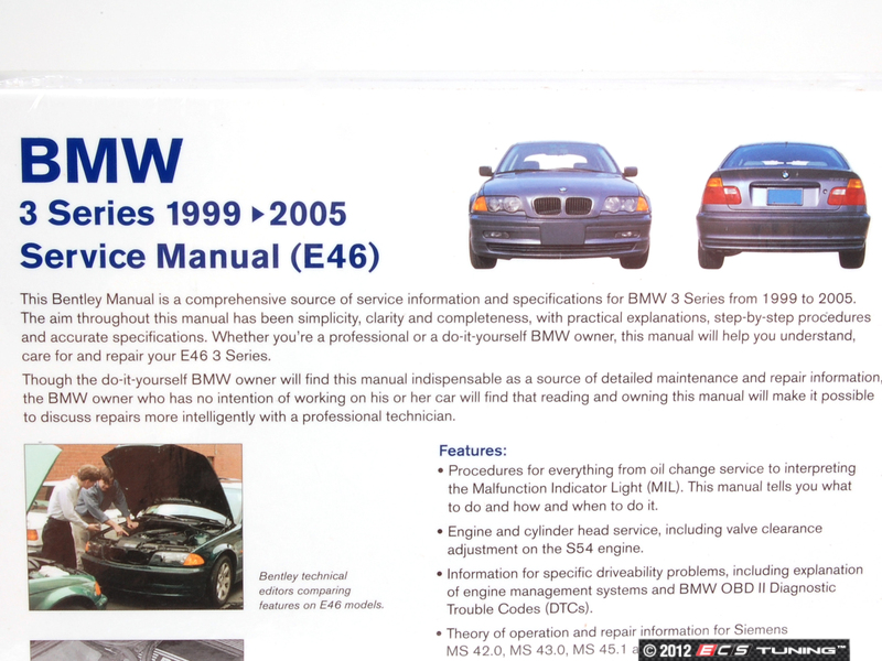 ecs news bmw e46 bentley service manual rh ecstuning com bentley e46 service manual pdf bentley bmw e46 manual