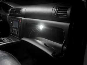 ES#2587184 - B5GLOVEKT - LED Glove Box Lighting Kit - Transform the lighting in your glove box with new LED bulbs from Ziza - ZiZa - Volkswagen
