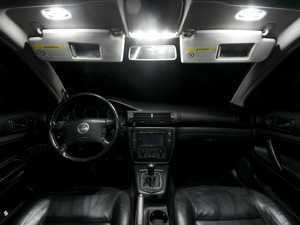 ES#2580837 - 02217ziz01 - Master LED Interior Lighting Kit - Transform your complete interior in minutes with new LED interior bulbs from Ziza - ZiZa - Volkswagen