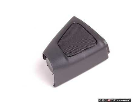 ES#2138436 - 51337275779 - Mirror Baseplate - left - Covers the speaker and base of the mirror - Genuine BMW - BMW