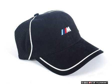ES#2080848 - 80162208702 - BMW M Hat - (NO LONGER AVAILABLE) - Show off your BMW ///M pride - Genuine BMW -